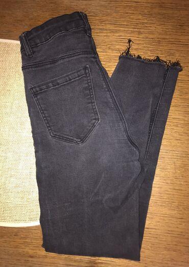 Pantalone awg - Srbija: Crne pantalone  Nosene, ocuvane, duboke