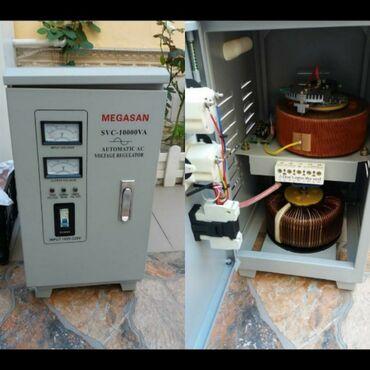 Elektrik malları - Azərbaycan: Stabilizator