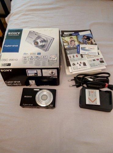 Sony cyber shot je jako dobar aparat, 14. 1mp kamera sa mogucnoscu - Belgrade