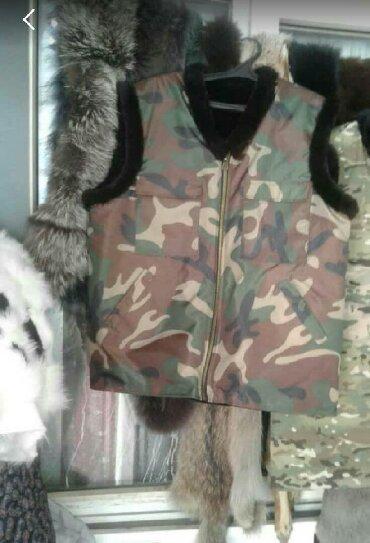 Мужская одежда - Шопоков: Продаю жилет мужской на искусственном меху. Легкая и очень удобная