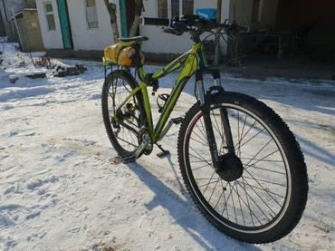 Электро велосипед на дорогом и в Сокулук