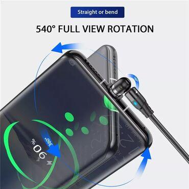 зарядное устройство для телефона samsung в Кыргызстан: Оригиналы от бренда Uslion.  Магнитные USB кабель. Только оптоп. 1-9 ш