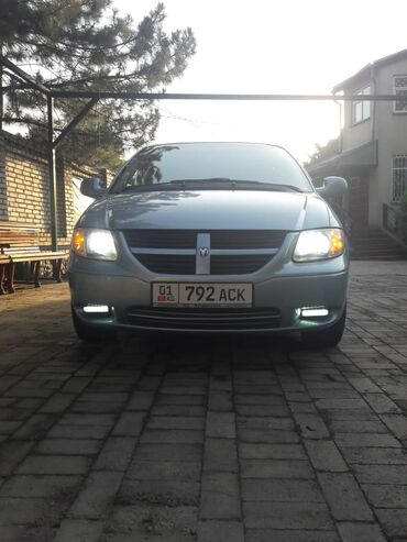 Dodge в Бишкек: Dodge Caravan 3.3 л. 2006 | 260000 км