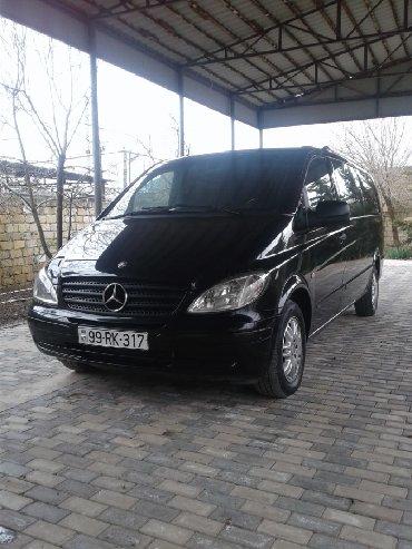 mercades vito - Azərbaycan: Mercedes-Benz Vito 2009