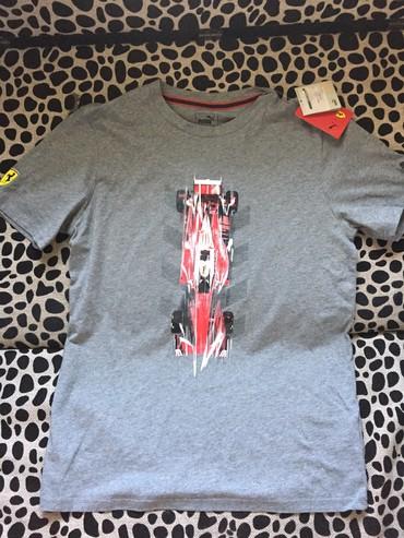 Продаю совершенно новую футболку Puma в Бишкек