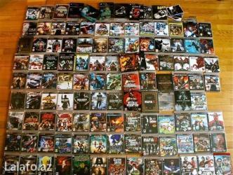 Bakı şəhərində Disk Playstation 3