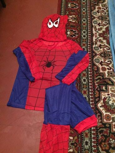 Bakı şəhərində Usaqlarcun spider man paltar desti