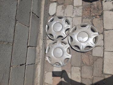 Транспорт - Дачное (ГЭС-5): Колпак р13 3 штуки за 500 сом