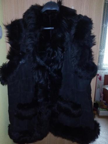 Ženska odeća | Loznica: Nov prsluk velicina xl. Veoma lep i sa bogatim krznom. Zaista ne mogu