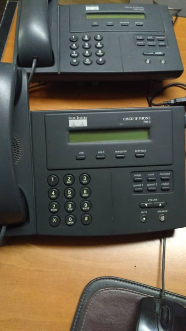Cisco IP Phone 7910 в Бишкек