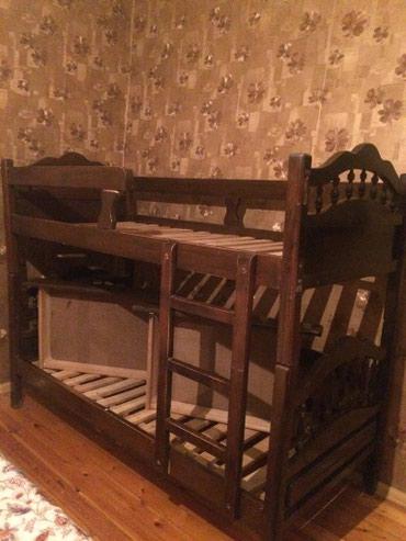 Продаю дввхяросную кровать торг уместен в Bakı