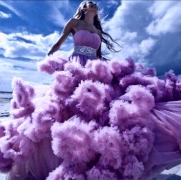 Платье облако продажа и прокат размер универсальный зади корсет в Ош
