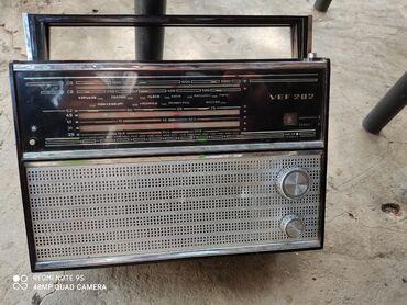 İncəsənət və kolleksiyalaşdırma - Mingəçevir: CCCR radyo təcili satılır real alıcıya endirimde olacaq