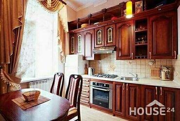 Долгосрочная аренда квартир - 2 комнаты - Бишкек: 2 комнаты, 50 кв. м С мебелью