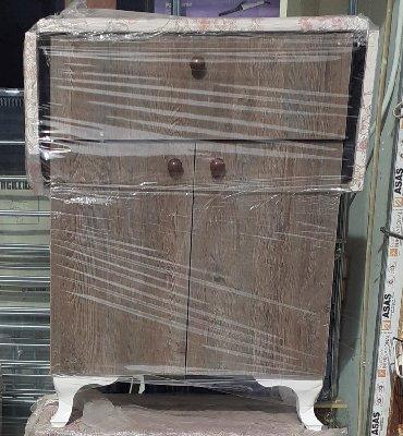 Ütüləmək üçün lövhələr - Azərbaycan: Şkaf tipli ütü masası. 2 qapılı 1 süyürməli model. Şkafın eni 60 sm