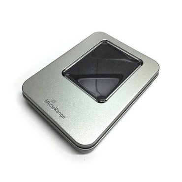 MediaRange Flashdrive wallet. Kvalitetna aluminijumska kutijica, - Nis
