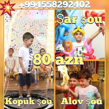 kopuk sou qiymeti - Azərbaycan: Tədbirlərin təşkili | Klounlar
