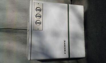 Электроника - Маловодное: Вертикальная Полуавтоматическая Стиральная Машина