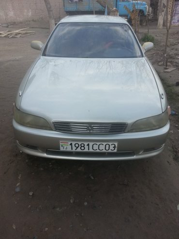 Toyota Mark II 1993 в Джавонон - фото 5