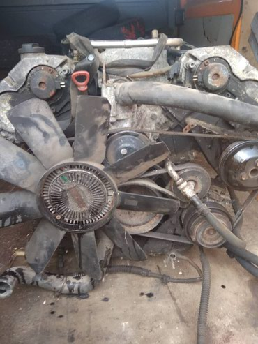 продаю фольксваген транспортер т2 бишкек в Кыргызстан: Продаю двигатель на запчасти от Мерседес S500 M119 5.0 а также есть