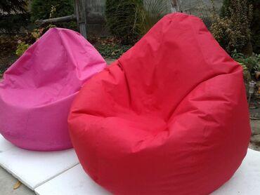 Konac - Srbija: Čak 30 boja, 2 vrste materijala3 velicineNovi Lazy bagovi, sasiveno