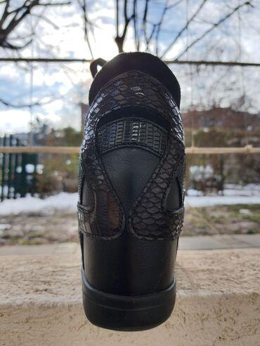 Torbez cena - Srbija: Aldo cipele sa skrivenom platformom, nosene, cena 1500