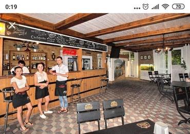 В кафе при гостинице требуется в Бишкек