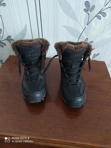 Обувь –зимняя ботинка 38 размерамужской, цена 1500 торг естьб/у но