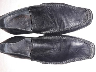 Muske-cipele-41 - Srbija: Kozne malo nosene muske cipele br 41