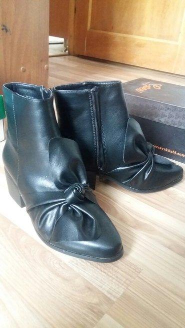 ботинки женские новые  37 размер в Бишкек