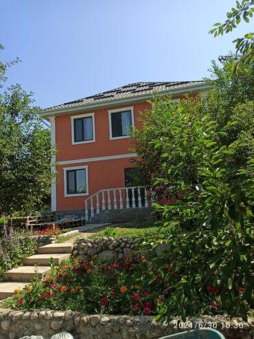 Недвижимость - Таш-Мойнок: 125 кв. м 6 комнат, Утепленный, Теплый пол, Бронированные двери