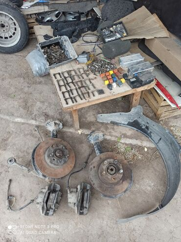 Транспорт - Кашка-Суу: Продаю запчасти на Бмв е34 Bmw m5 тормозные диски колодки