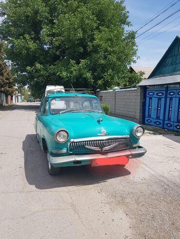 ГАЗ 21 Volga 1.9 л. 1960   999999999 км