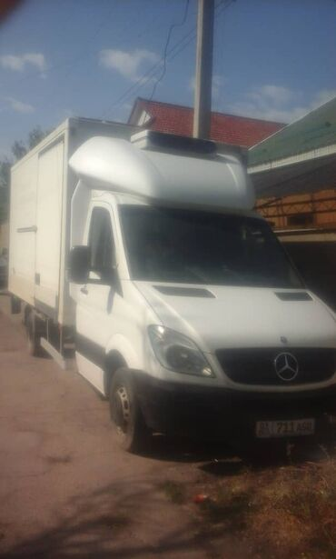 Mercedes-Benz Sprinter 3 л. 2010