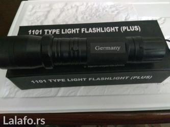 Police lampa1101 flashlight - Pirot