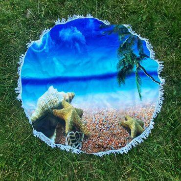 купить коврик для мыши bloody в Кыргызстан: Коврик полотенце. Пляжный коврик. Диаметр 1,5м. В наличии, количество