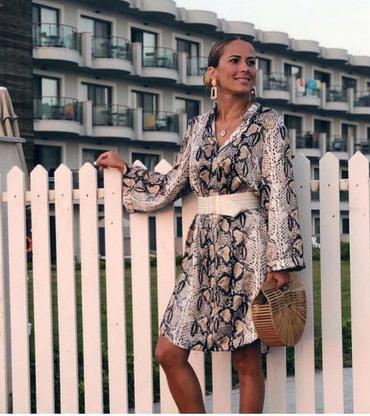 Haljine uvoz Turska. Nove! Vel: S M L XL, haljina je jako kvalitetna , - Belgrade