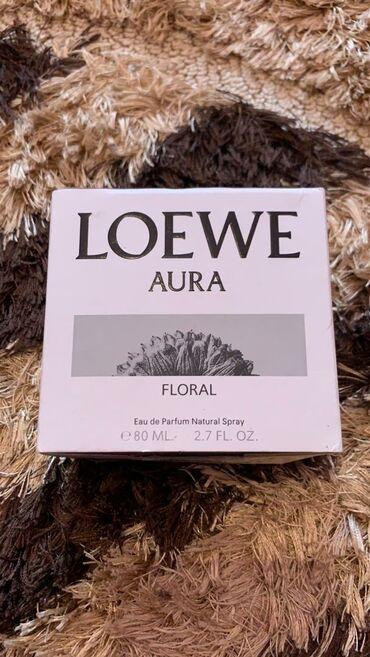 Новые оригинальные духи LOEWE AURA 80 ML