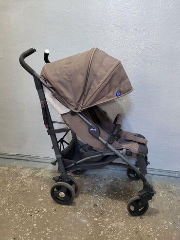 11188 объявлений: Продаю детскую коляску Chicco lite way, б/у, в хорошем состоянии (поль
