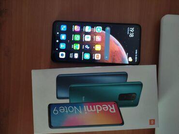 редми про 9 цена в бишкеке в Кыргызстан: Xiaomi Redmi Note 9   64 ГБ   Черный