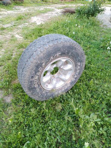 Продаю диск с шиной на Делеку