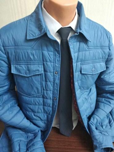 Шикарная мужская куртка!  (осень - в Бишкек