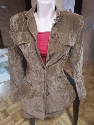 Siva suknja - Srbija: Sako i suknja siveni za M, top kupljen u Grckoj