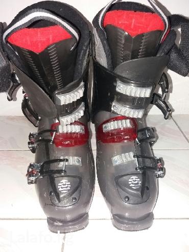 Лыжные ботинки alpina x5 темно-серый, в Бишкек