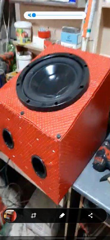 гитарные усилители в Кыргызстан: Колонка с усилителем колонка пионер уселитель TEPE. Продаю 8000