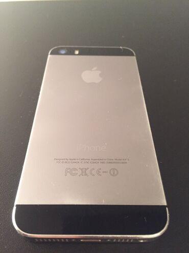 Prodajem iPhone 5s od 16gb Space GrayLicni telefon, koristim ga oko 4