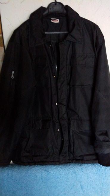 Muska jakna kao nova,obucena 2,3 puta..ramema 55,obim grudi do - Kraljevo