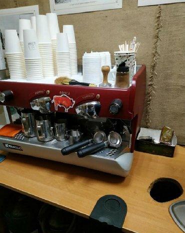 кофемашина для фаст фуда в Кыргызстан: Сдается кофемашина в аренду вместе с гриндером (комплект) а также есть