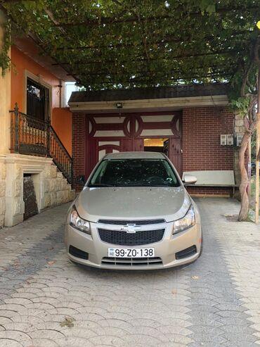 cruze - Azərbaycan: Chevrolet Cruze 1.4 l. 2013   110000 km