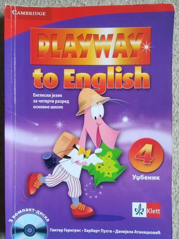 Engleski udžbenik 4. razred Klett, Gerngos, Puhta, Atanacković